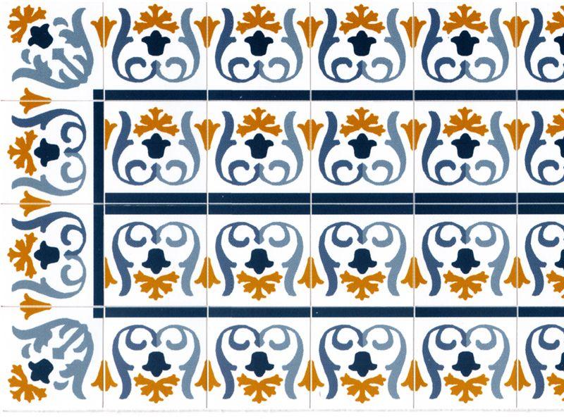 Cenefas para azulejos latest cenefas para azulejos de - Cenefas para azulejos ...