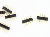 Conector RGBW 5 pin doble