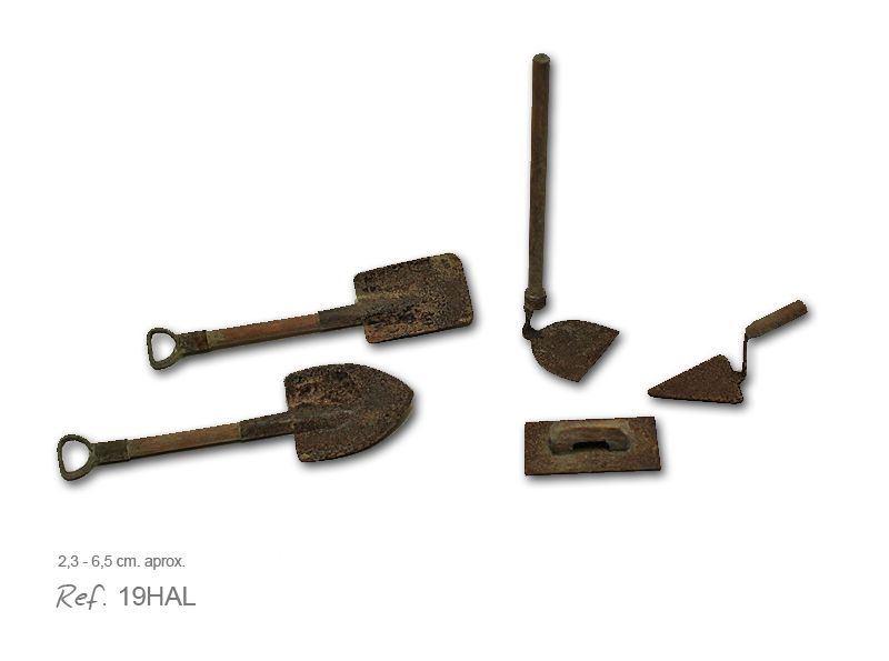 herramientas para albanileria: