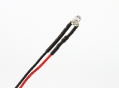 Ver Ficha de Pack 4 LED rojo 3mm. 12V.